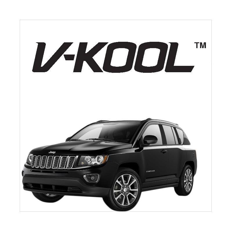 V-KOOL X-05 Kaca Film for Jeep