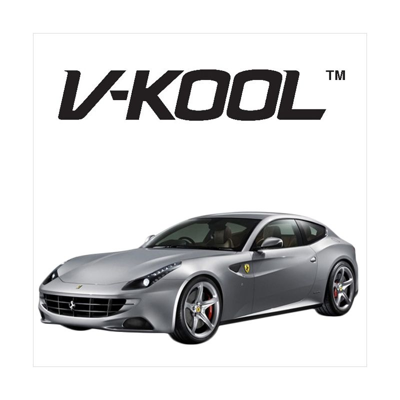 V-KOOL X-15 Kaca Film for Ferrari