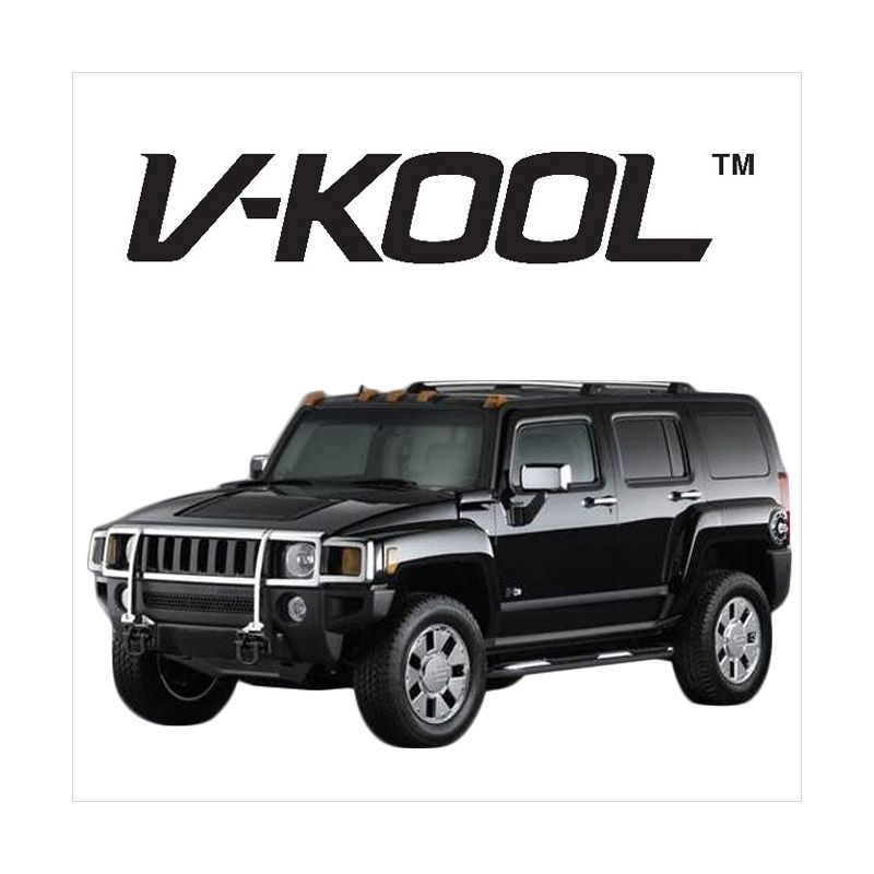 V-KOOL X-15 Kaca Film for Hummer