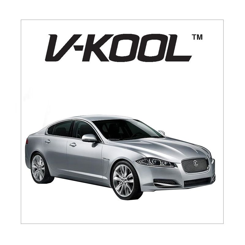 V-KOOL X-15 Kaca Film for Jaguar
