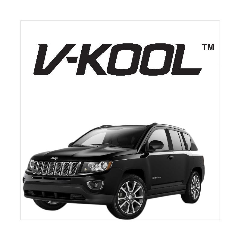 V-KOOL X-15 Kaca Film for Jeep