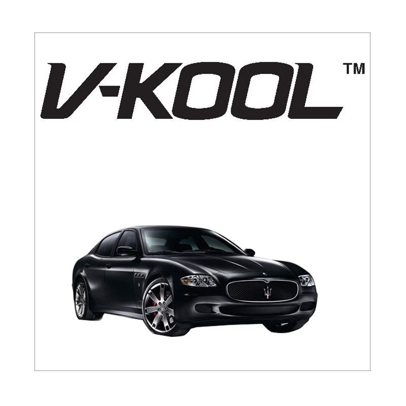 V-KOOL X-15 Kaca Film for Maserati