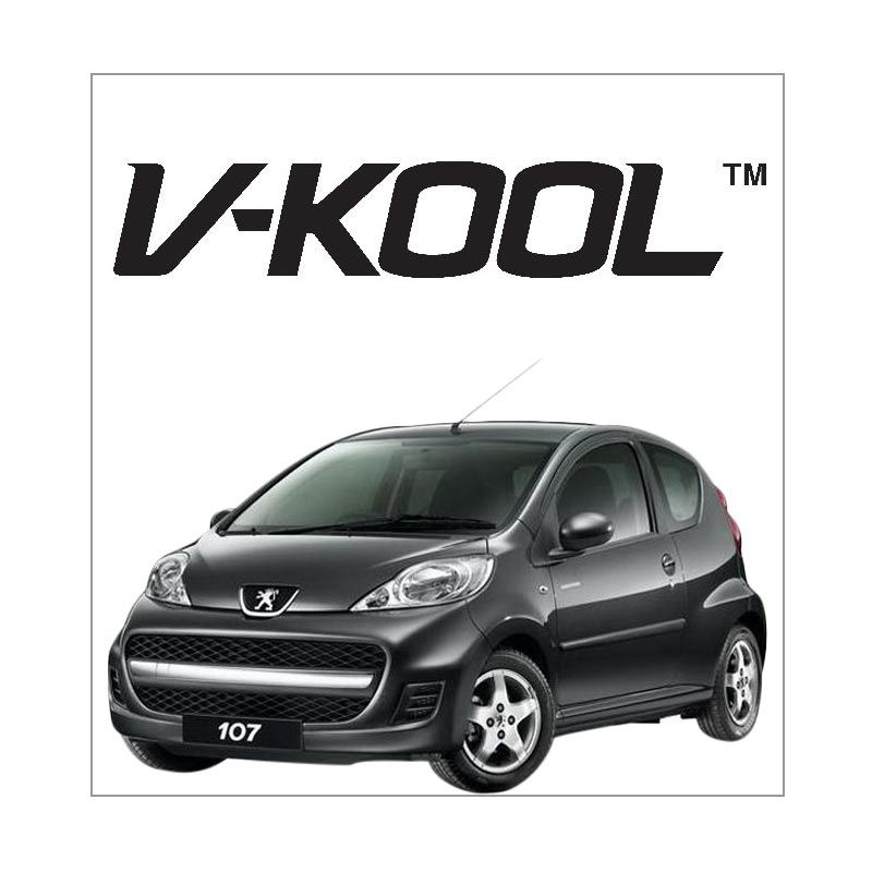 V-KOOL X-15 Kaca Film for Peugeot