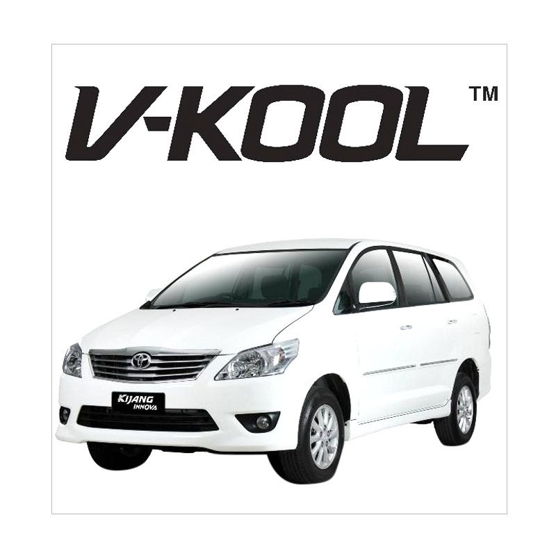 V-KOOL X-15 Kaca Film for Toyota
