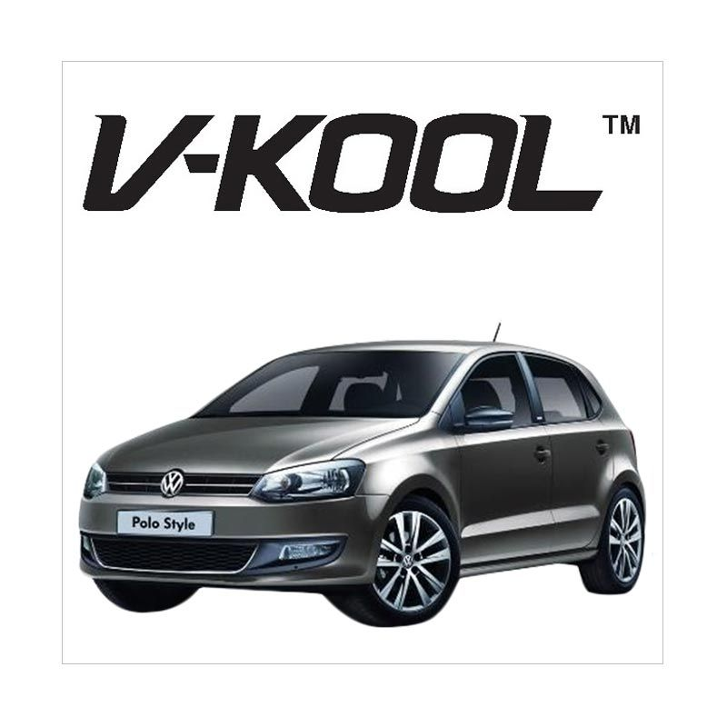 V-KOOL X-15 Kaca Film for Volkswagen