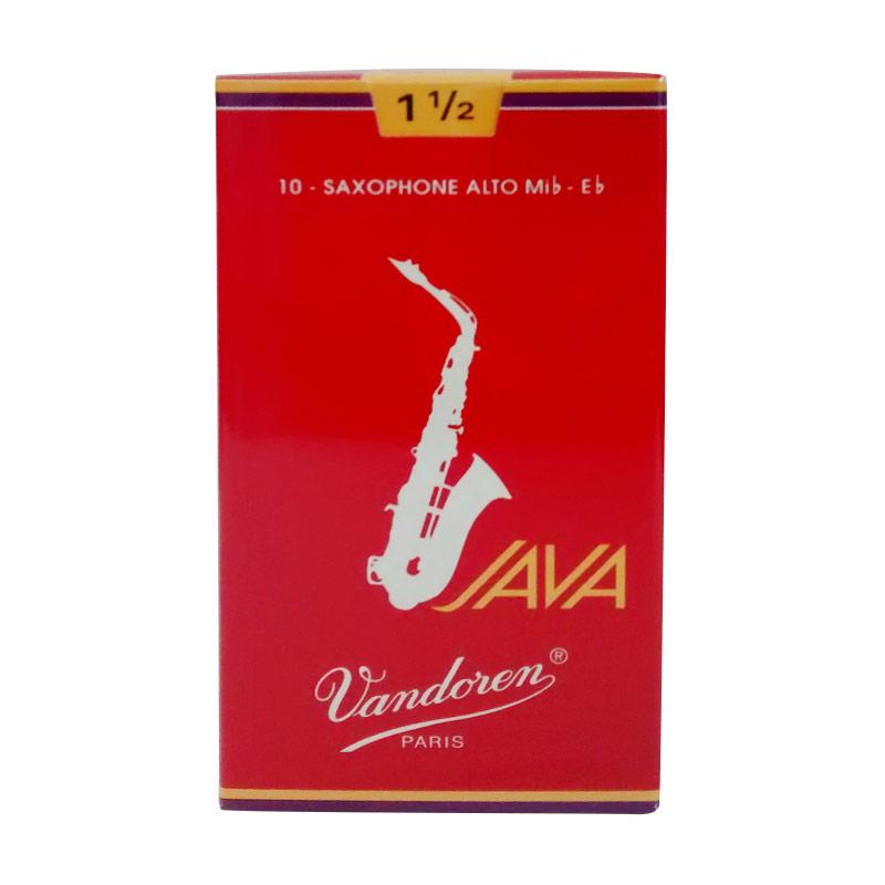 Reed Alto Saxophone Java Red #1.5 Alat Musik