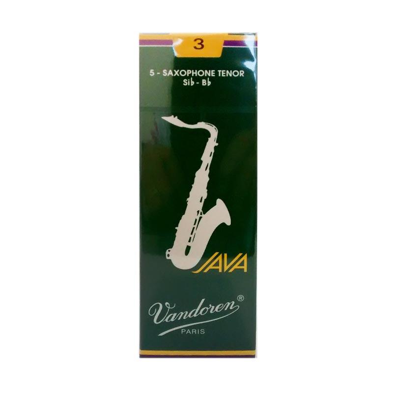 Vandoren Reed Tenor Saxophone Java Green #3