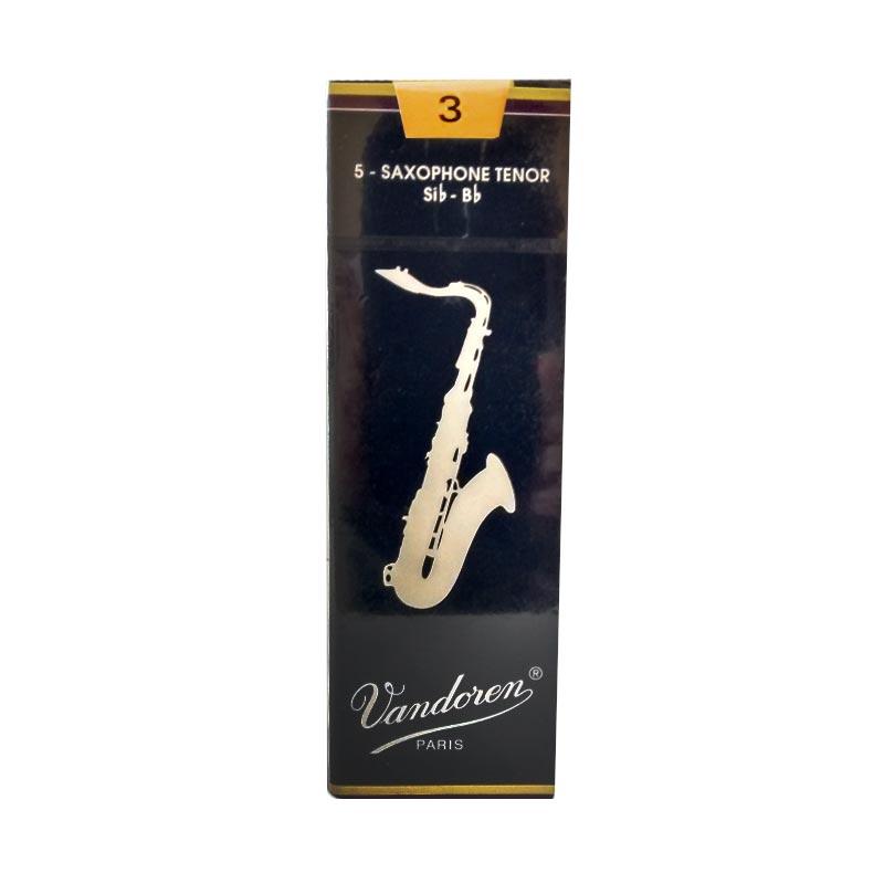 Vandoren Reed Tenor Saxophone Traditional #3