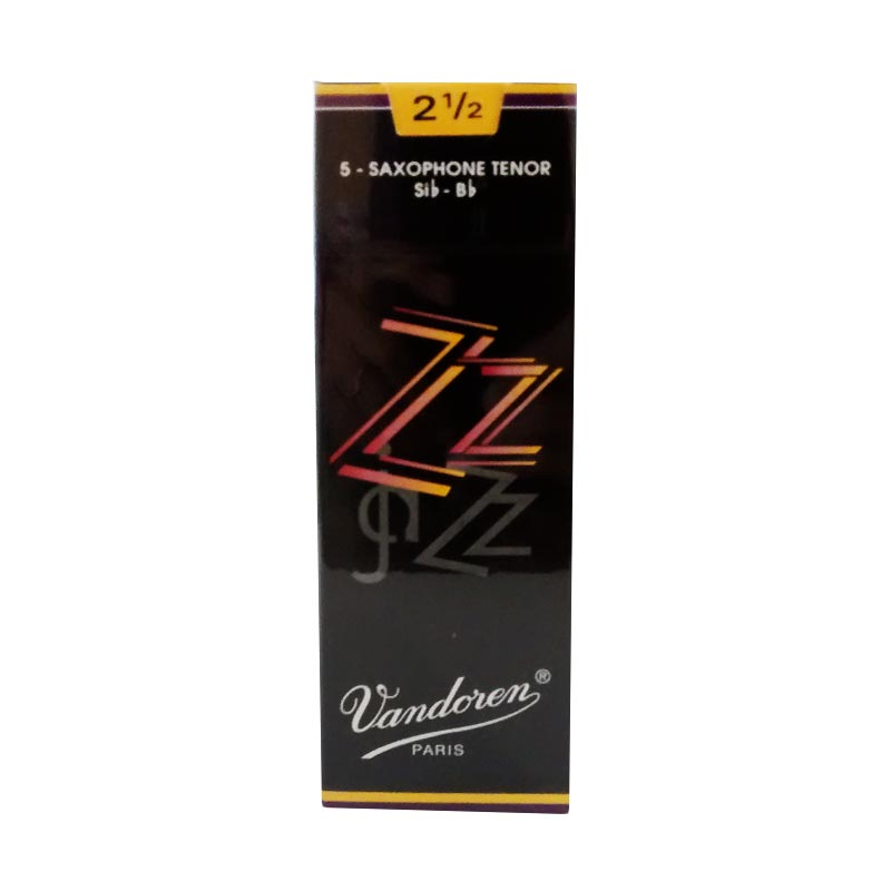 Vandoren Reed Tenor Saxophone ZZ #2.5
