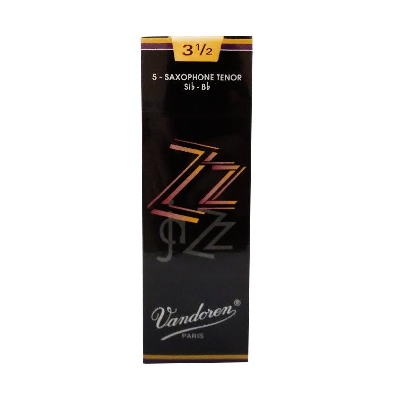 Vandoren Reed Tenor Saxophone ZZ #3.5