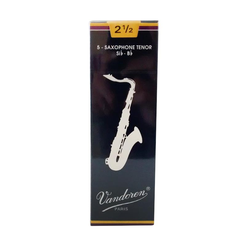 Vandoren Tenor Saxophone Traditional Reed #2.5