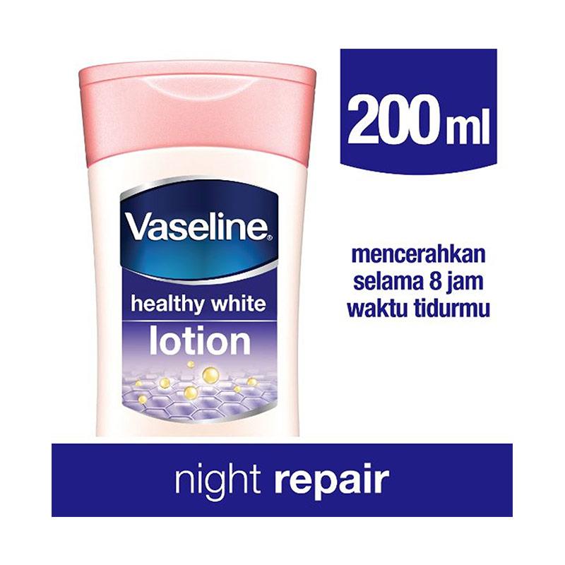 Vaseline Lotion Healthy White Night Repair 200ml