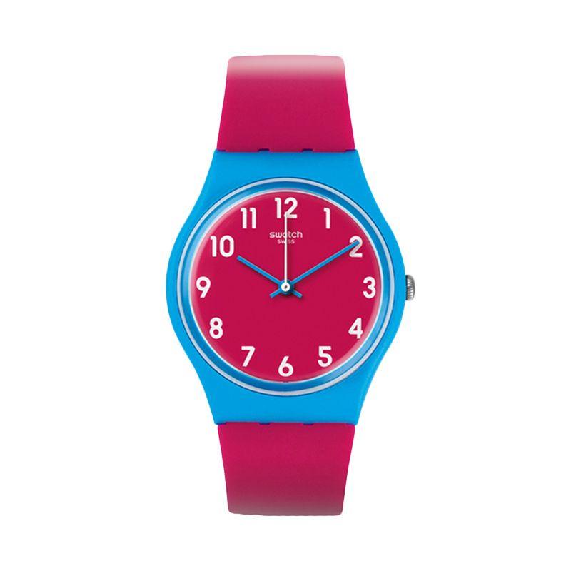 Jual Swatch GS145 Blue Pink Jam Tangan Wanita Online - Harga   Kualitas  Terjamin  6bdec13a32