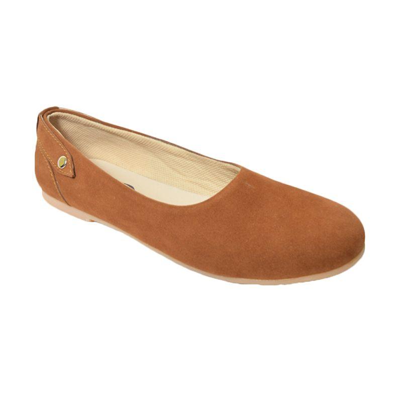 Vega Shoes Friendly Brown Sepatu Wanita