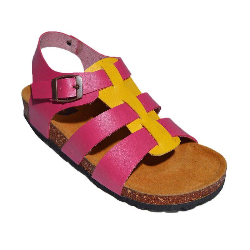 Vega Imelly Pink Sepatu Sandal Wanita