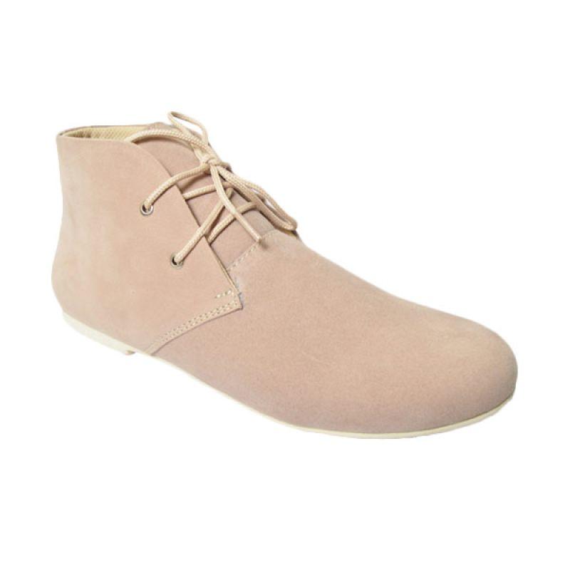 Vega Shoes Katana Cream Sepatu Wanita