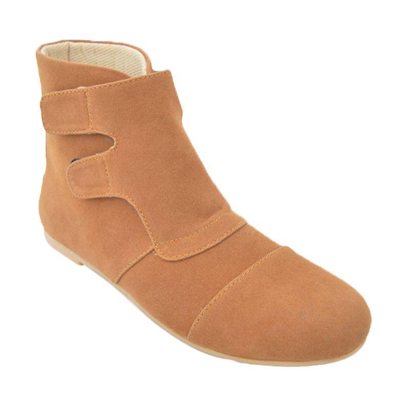 Vega Shoes Naysila Brown Sepatu Wanita
