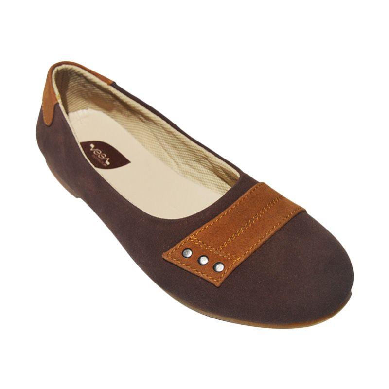 Vega Shoes Legacy Brown Sepatu Wanita