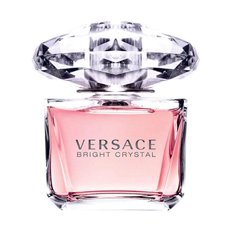 Versace Bright Crystal Parfum EDT Wanita [90 mL]