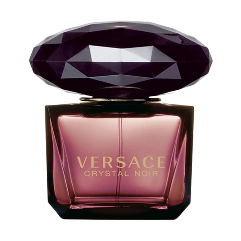 Versace Crystal Noir EDT Parfum Wanita [90 mL]