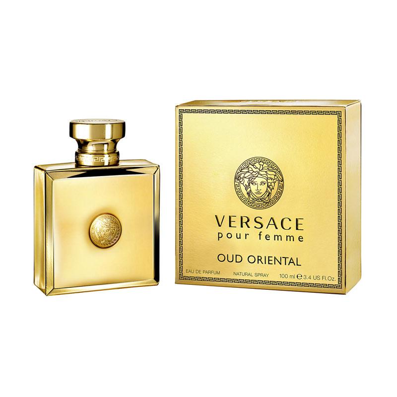 Versace Oud Pour Femme EDP Parfum [100 mL]