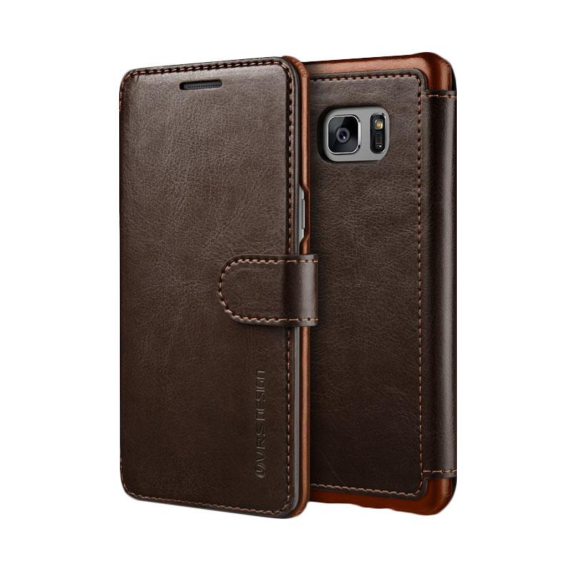 harga VERUS Dandy Layered for Samsung Galaxy Note 7 - Dark Brown Brown Blibli.com