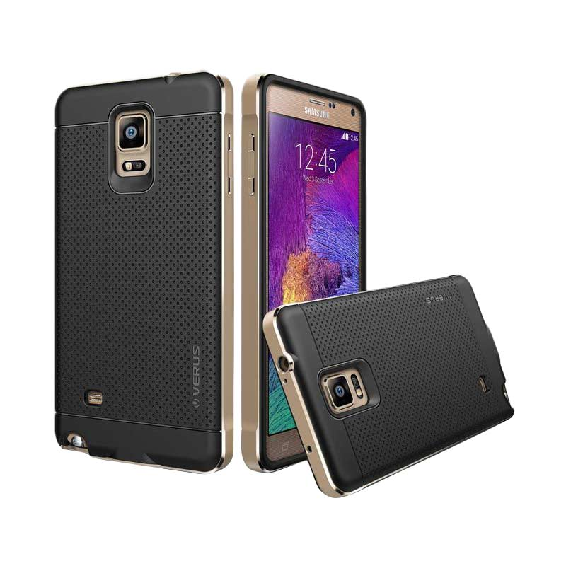 harga Verus New Iron Shiled Gold Casing for Galaxy Note 4 Blibli.com