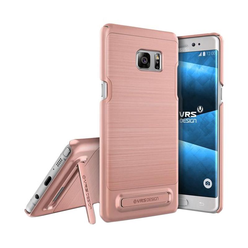 harga VERUS Simpli Lite Original Casing for Samsung Galaxy Note 7 - Rose Gold Blibli.com
