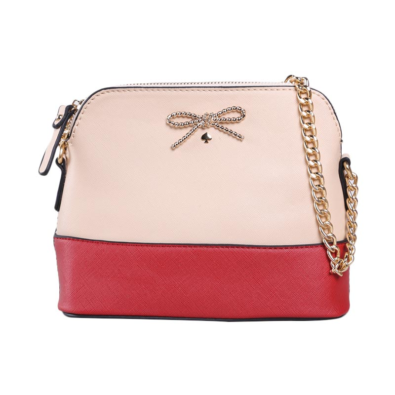 Verzoni 82330 Katty Red Slingbag