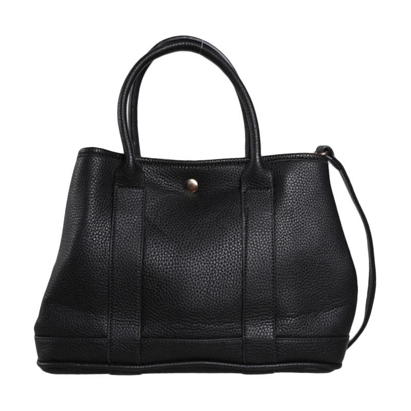 Verzoni Theresa Bag Black 7--2 Tas Tangan Wanita