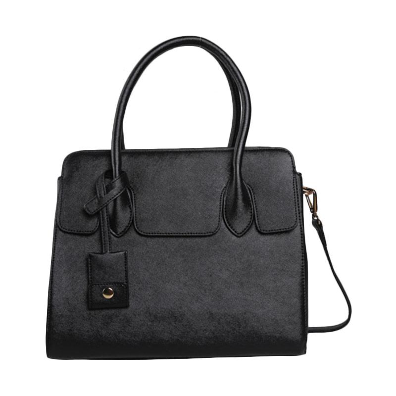 Verzoni YL-15110 Thalia Black Handbag
