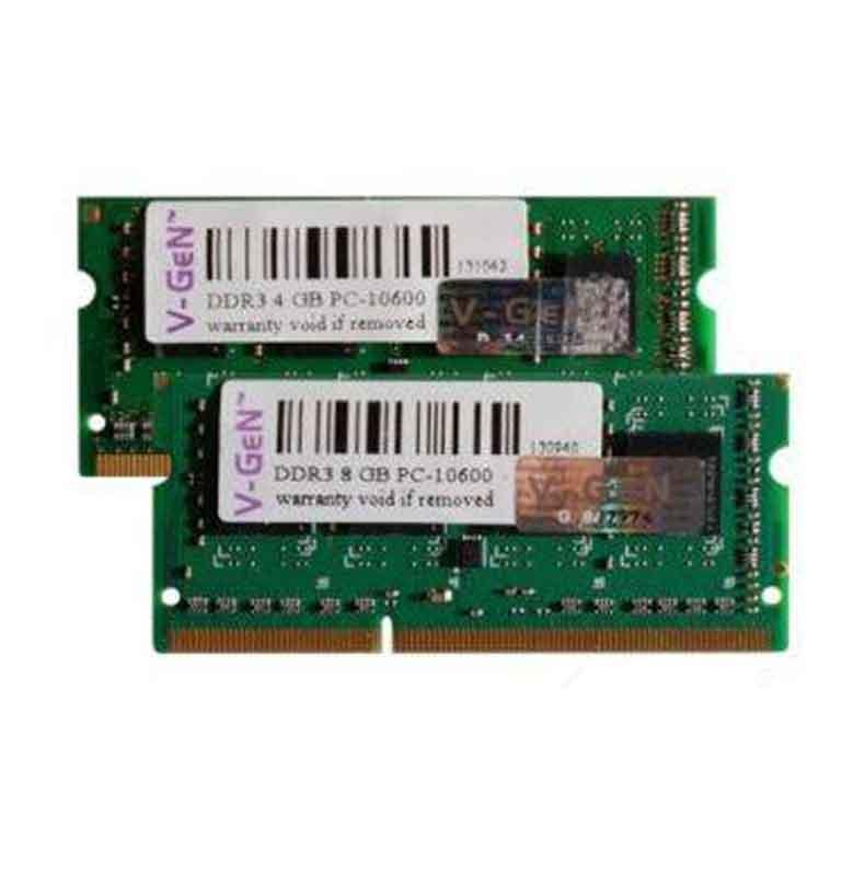 Vgen Sodimm Memory RAM Notebook/Laptop [4 GB/DDR3L/PC12800]