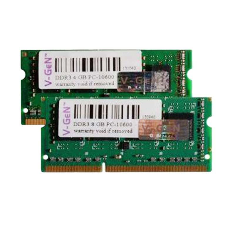 Vgen Sodimm Memory RAM Notebook or Laptop [8 GB/DDR3L/PC12800]