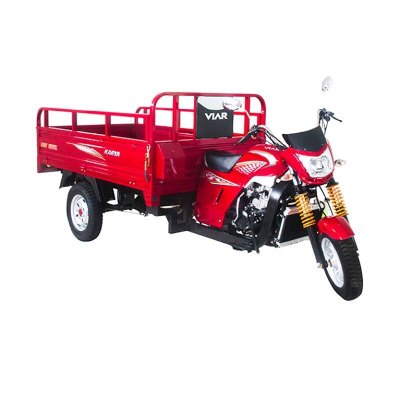 Viar New Karya 150 L Merah Motor (Jadetabekser) (Merah)