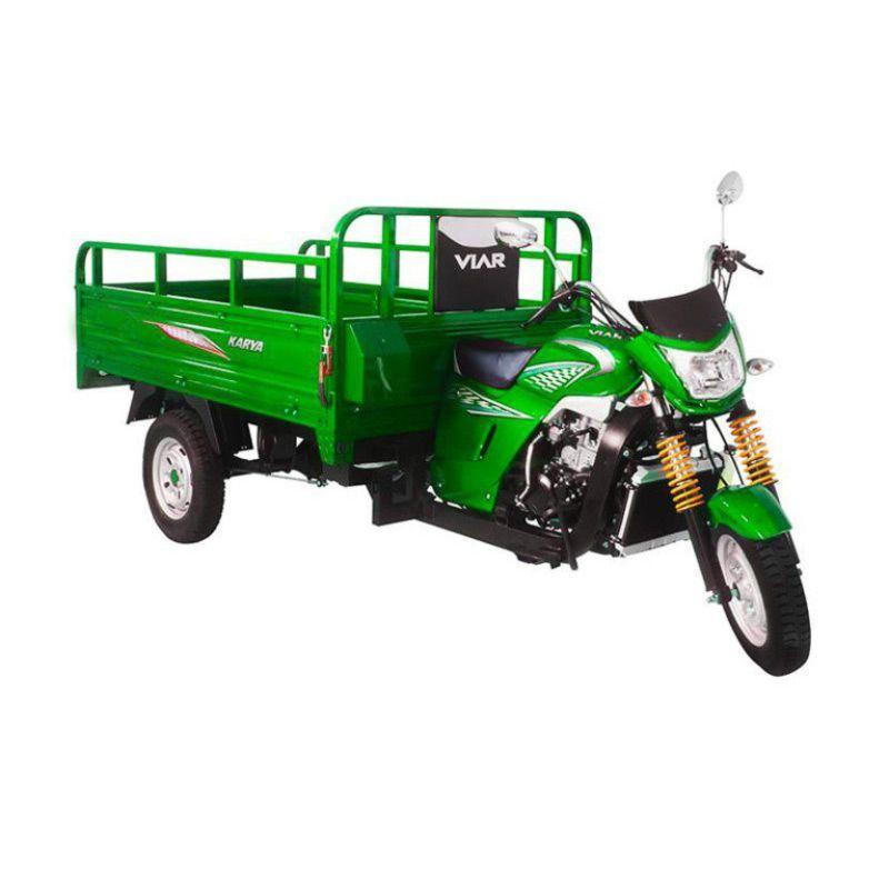 Viar Motor Karya 150 R - Sepeda Motor Niaga (Hijau) (Jadetabekser) (Hijau)