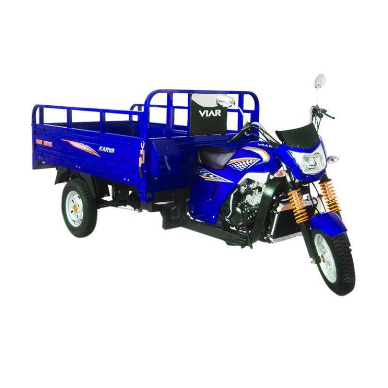 Viar New Karya 200 L Biru Motor (Jadetabekser) (Biru)