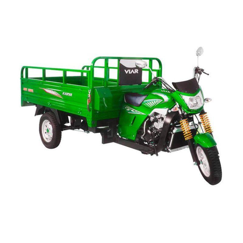 Viar New Karya 200 L Hijau Motor (Jadetabekser) (Hijau)
