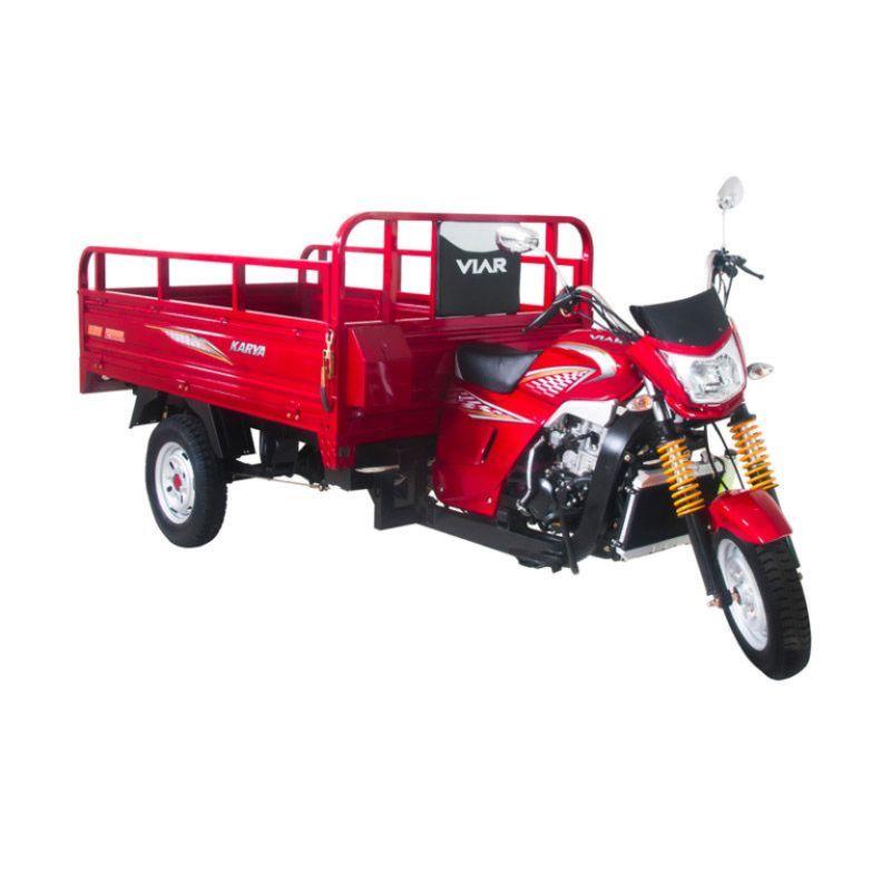 Viar New Karya 200 L Merah Motor (Jadetabekser) (Merah)