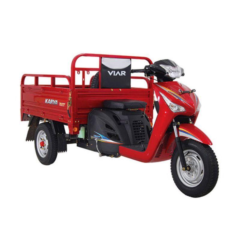 Viar New Karya Bit Merah Sepeda Motor (Jadetabekser) (Merah)
