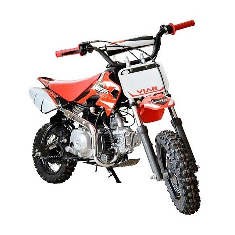 harga Viar Cross X 70 Mini Trail Red Sepeda Motor Cross Blibli.com