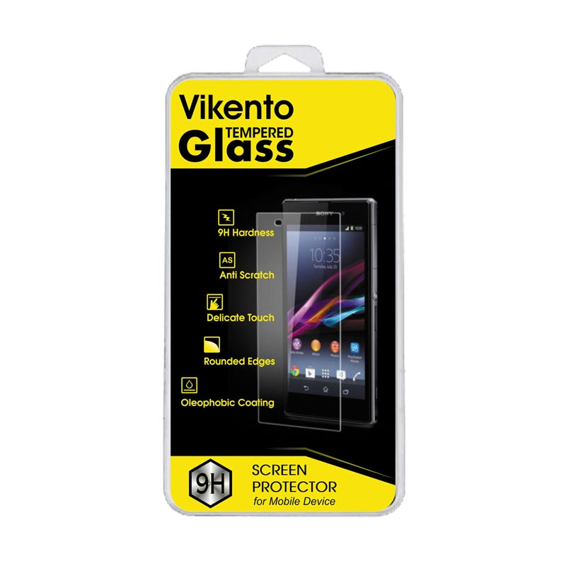 harga Vikento Premium Tempered Glass Screen Protector for One Plus One Blibli.com