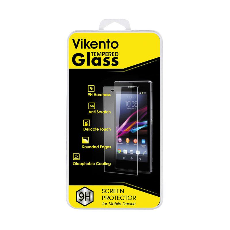 ... Jual Vikento Premium Tempered Glass Screen Protector for Sony Xperia Z5 Premuim Depan dan Belakang