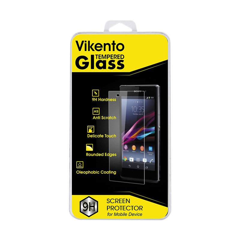 Vikento Tempered Glass for Samsung Galaxy S4 Mini