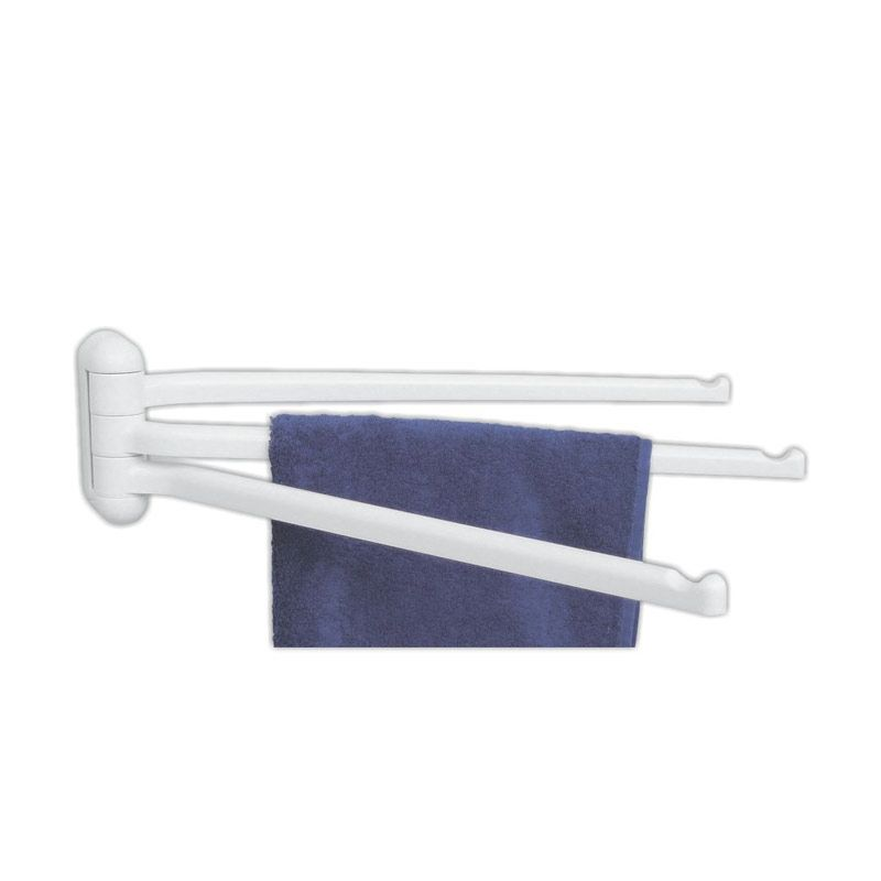 Villa Ultima Towel Airer 3 Arms White
