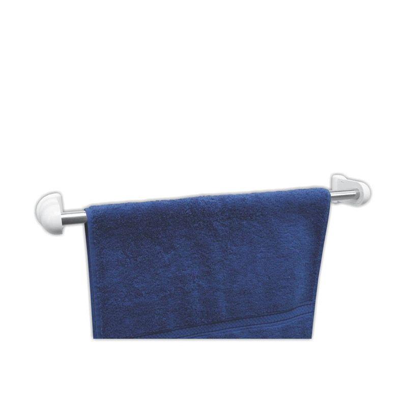 Villa Ultima Towel Rail 52 cm White