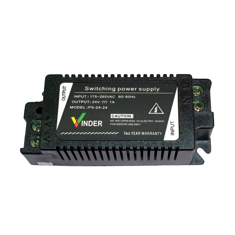 Vinder Switching Power Supply [24 V/DC 1A/High Quality]