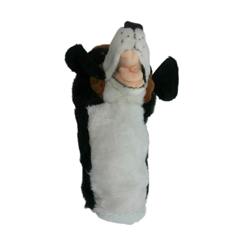 VIP Wood Animal Anjing Putih Putter Cover Aksesoris Golf