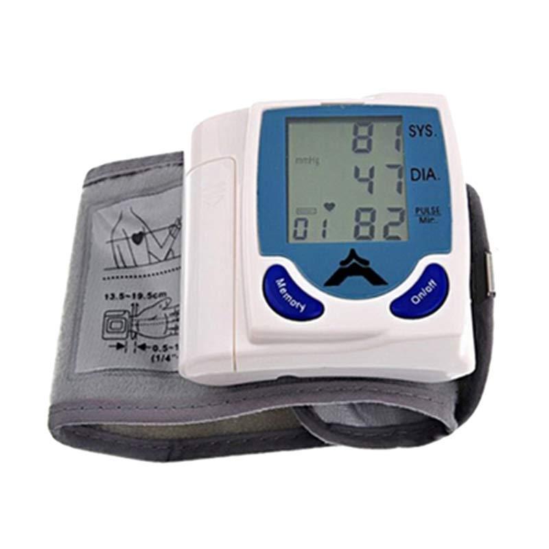 Vitzstore Digital Blood Pressure Alat Monitor Kesehatan