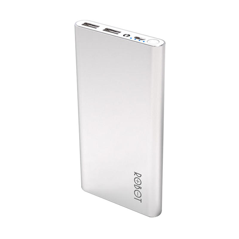 Vivan Robot RT500 White Powerbank [11000 mAh]