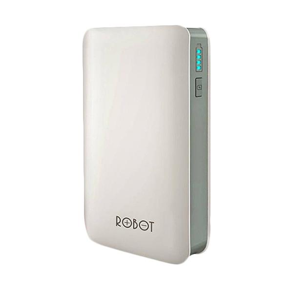Vivan Robot RT6000 Powerbank - White [6000 mAh]